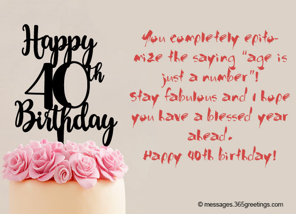 40th birthday greeting card messages ; 40th-birthday-wishes-07