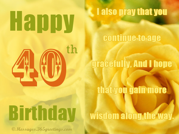 40th birthday greeting card messages ; 40th-birthday-wishes2