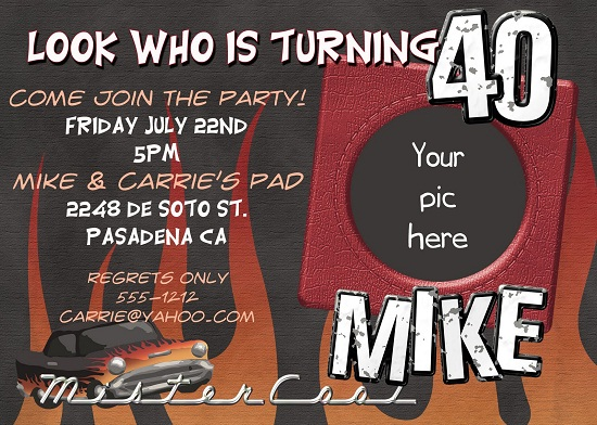40th birthday invitation templates free printable ; 40th-birthday-invitations-for-man-templates