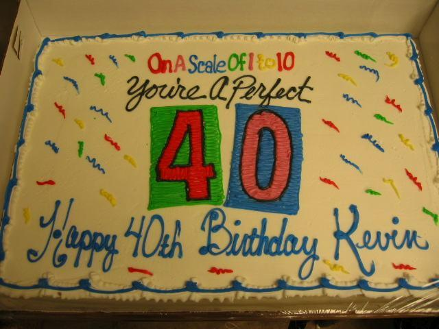 40th birthday sheet cake ; 40th-birthday-sheet-cakes-5608-1