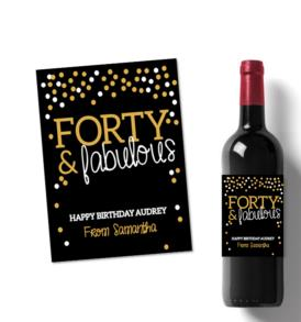 40th birthday wine labels ; 40-Personalised-Wine-Wooden-Box-274x293