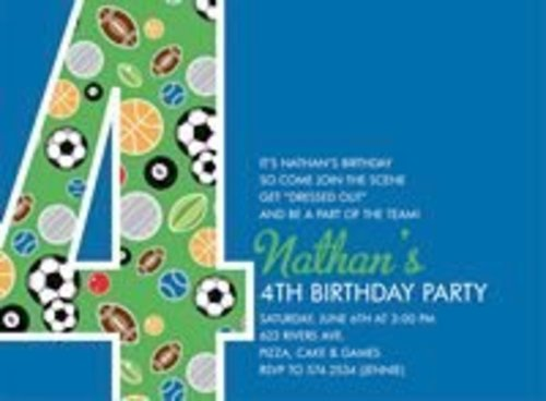4th Birthday Invitation Quotes Best Happy Birthday Wishes