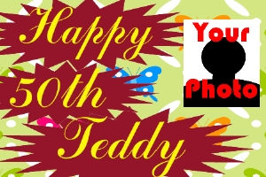 50th birthday banners personalized best happy birthday wishes