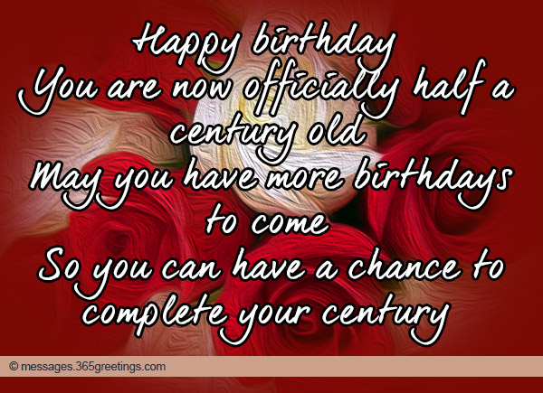 50th birthday greeting card messages ; happy-birthday-50-04