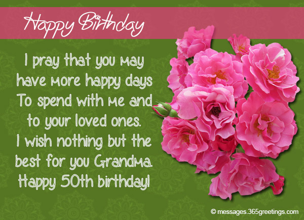 50th birthday greeting card messages ; happy-birthday-50-11