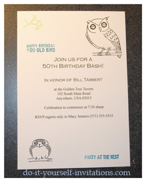 50th birthday invitation quotes ; 50th-birthday-invitations-2