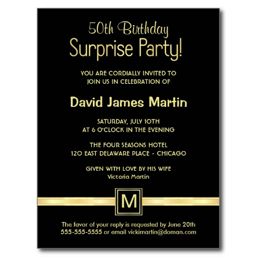 50th birthday invitation quotes ; surprise-party-invitation-text-50th-party-invitation-templates-free-surprise-50th-birthday-party