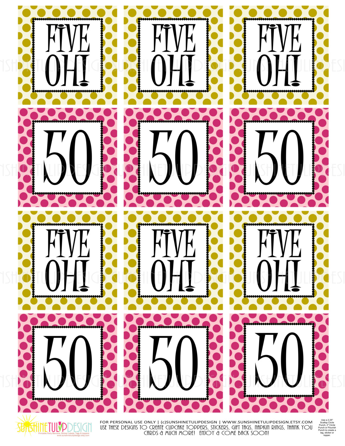 50th birthday party labels ; 44500dc068971251843703c2a752fd0a