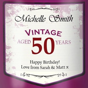 50th birthday wine bottle labels ; fee1cb81471f117fbb441aa6ae74d4c0---birthday-birthday-cards