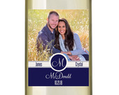 50th birthday wine labels ; il_170x135