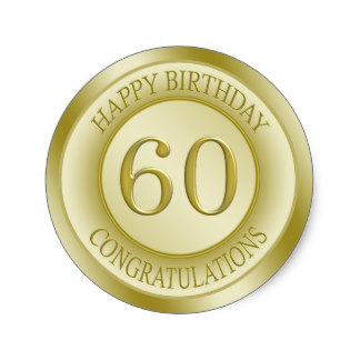 60th birthday stickers ; golden_effect_happy_60th_birthday_sticker-r7f6c05c21d3947619b1f3325c19c53e1_v9waf_8byvr_324
