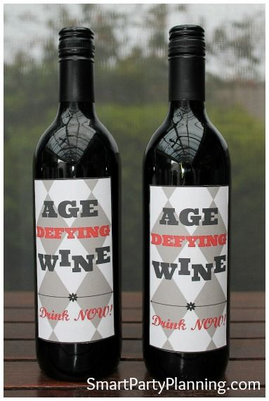 60th birthday wine bottle labels ; 12a7ac323125064728694eb8d4dd48db--wine-bottle-labels-wine-bottles