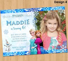 7th birthday invitation frozen theme ; 33055f443ee61f4d817673dcb9b473b5--frozen-birthday-invitations-frozen-birthday-party