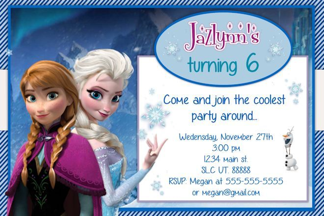 7th birthday invitation frozen theme ; outstanding-Frozen-Themed-Birthday-Party-Invitations-as-an-extra-ideas-about-how-to-make-fair-Party-invitation-816208