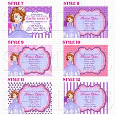 7th birthday invitation princess theme ; 7th-birthday-party-invitations-is-the-newest-and-best-concepts-of-catchy-Party-invitations-3