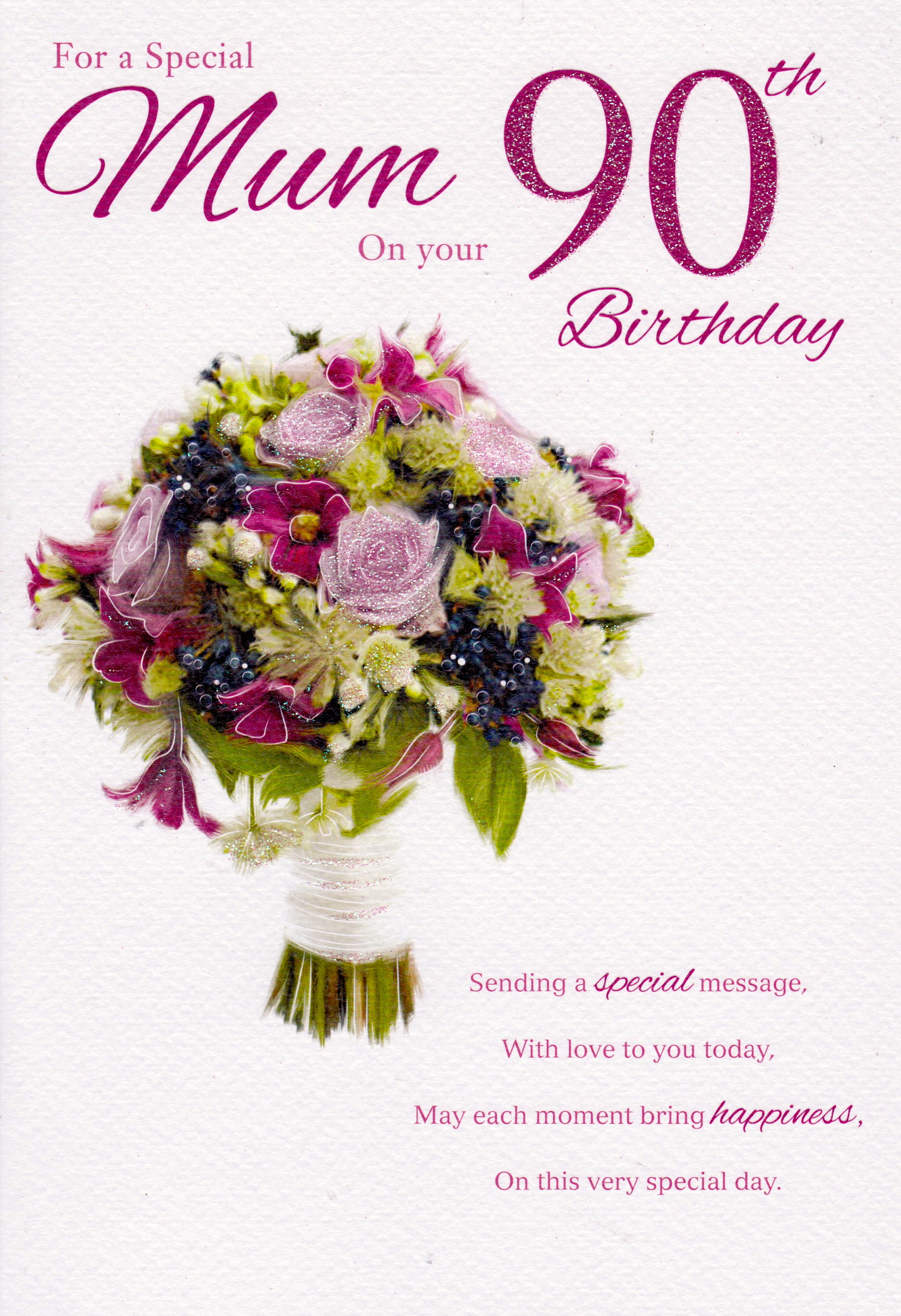 90th birthday greeting card messages ; Scan-261