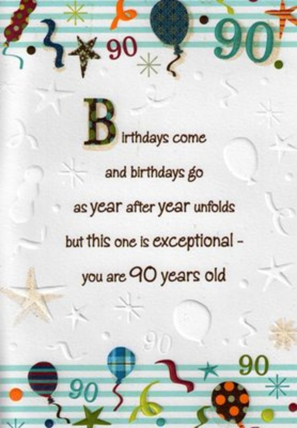 90th birthday greeting card messages ; b36ca73cbaafc17f9d1857f2016da184