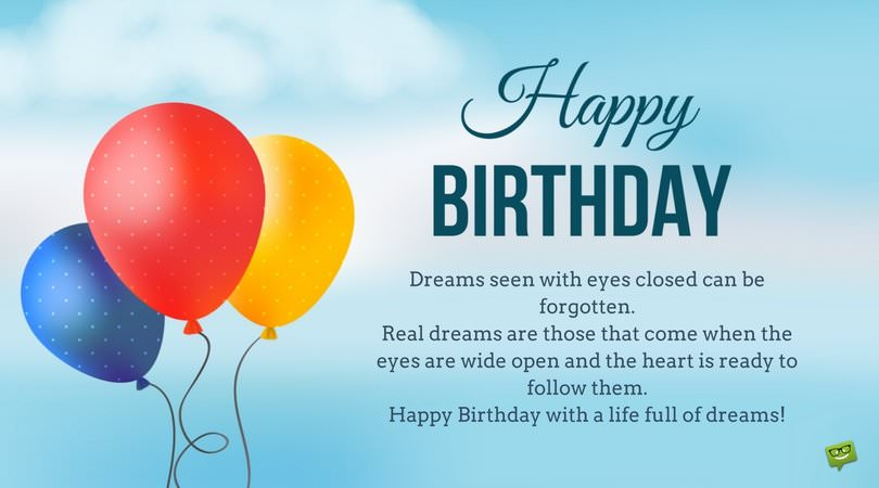 a good birthday wish message ; Inspirational-Birthday-wish-for-a-friend