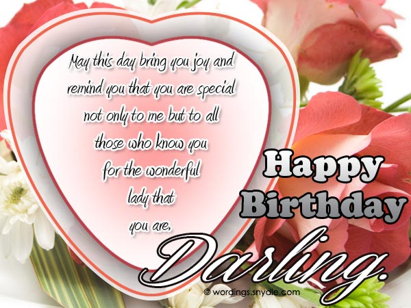 a good birthday wish message ; birthday-wishes-messages-for-wife
