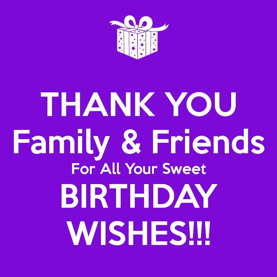 a thank you message for birthday wishes on facebook ; 6b7c1f551d27e5b670d4123f701db301