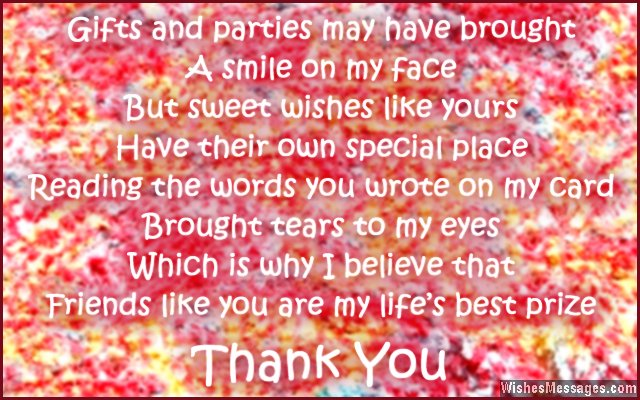 a thank you message for birthday wishes on facebook ; Sweet-thank-you-note-for-birthday-greetings