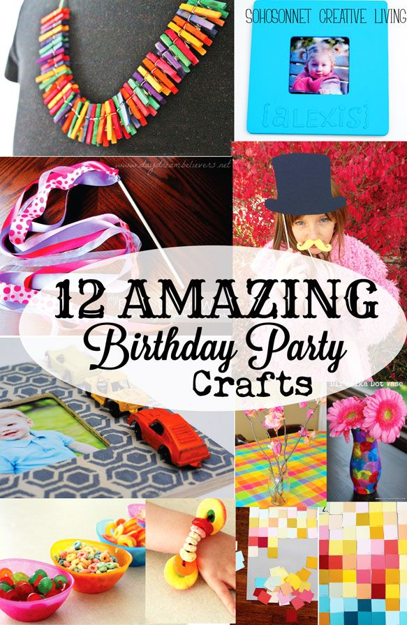 activities for child's birthday party ; 2f33ae6e6134e04171b3de6a6d2be44c--kids-birthday-crafts-kids-birthday-party-ideas