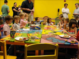 activities for child's birthday party ; activities1207