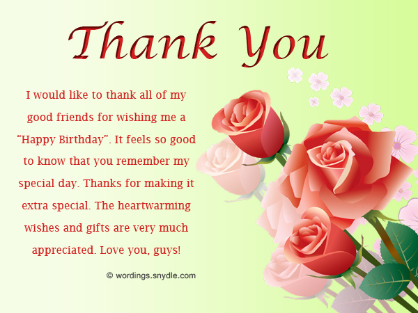 appreciation message for birthday well wishers ; Birthday-wishes-appreciation-1