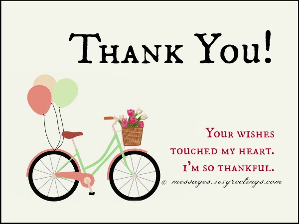 appreciation message for birthday well wishers ; thank-you-birthday-messages