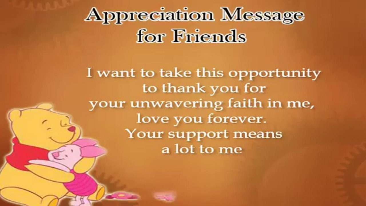appreciation message for birthday wishes ; 1280x720-iSz