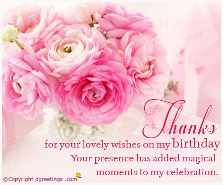 appreciation message to friends for birthday wishes ; 511afef8bb493903de4018f115efa41f