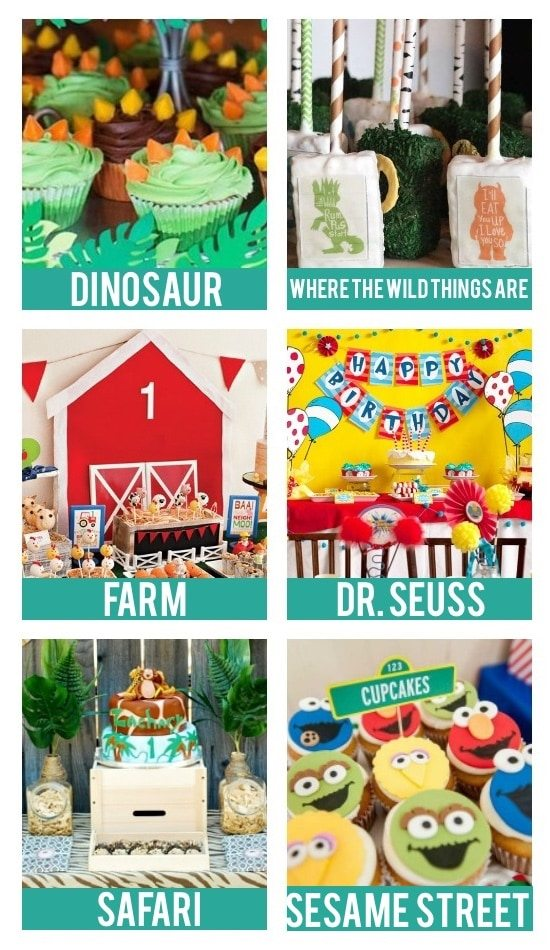 baby birthday activities ; Baby-Birthday-Theme-Ideas-for-a-Party