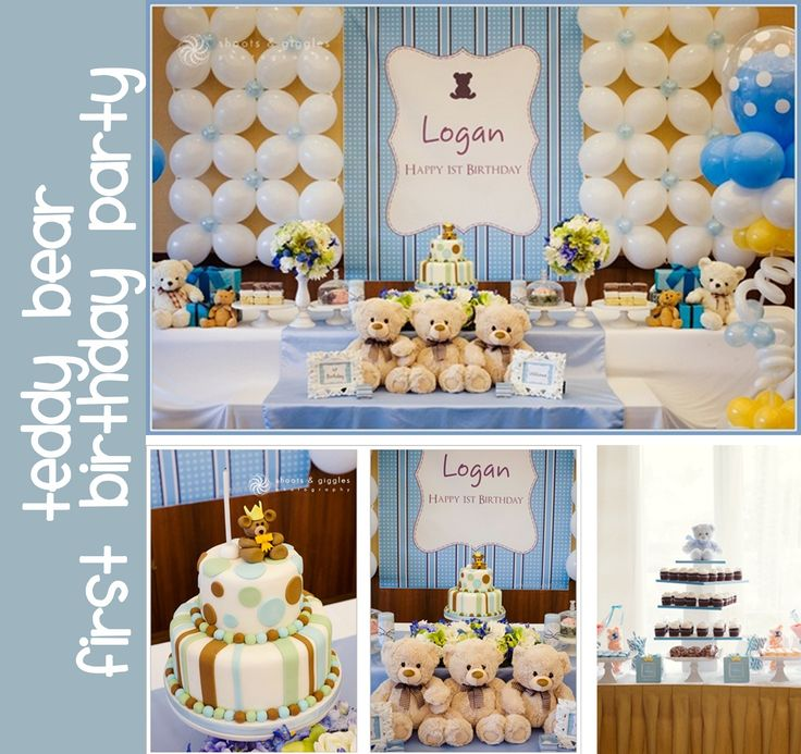 baby birthday activities ; simple-babys-1st-birthday-party-ideas-for-a-boy