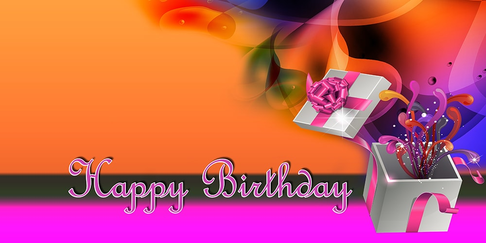 baby birthday banner designs ; Happy-Birthday-Banner-Pink-Gift-1000x500-min
