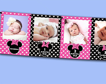 baby birthday banner designs ; il_340x270