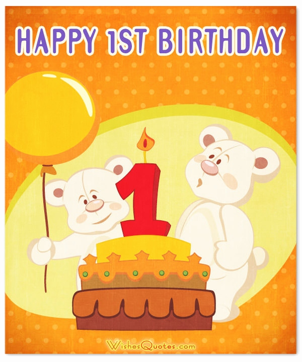 baby birthday greeting message ; first-birthday-card-message-unique-1st-birthday-wishes-and-cute-baby-birthday-messages-of-first-birthday-card-message