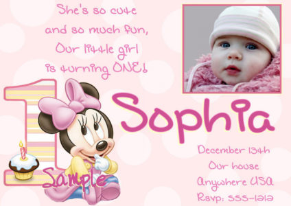 baby birthday greeting message ; template-first-birthday-invitation-wording-first-birthday-1st-birthday-invitation-message-for-baby-girl-424x300