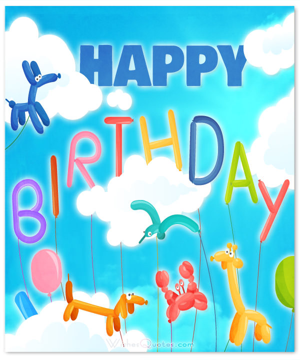 baby birthday wishes card ; happy-birthday-baby-card