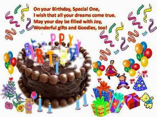 baby birthday wishes message ; Birthday-Wishes-For-Baby-Girl-Image542