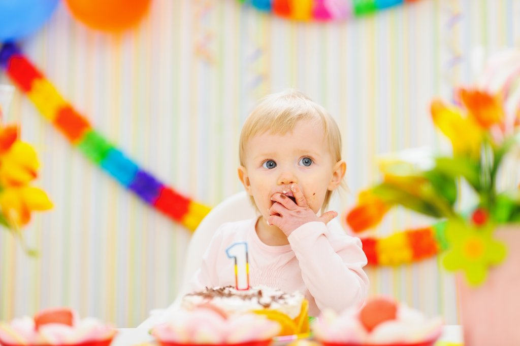 baby first birthday activities ; Creative-First-Birthday-Party-Ideas