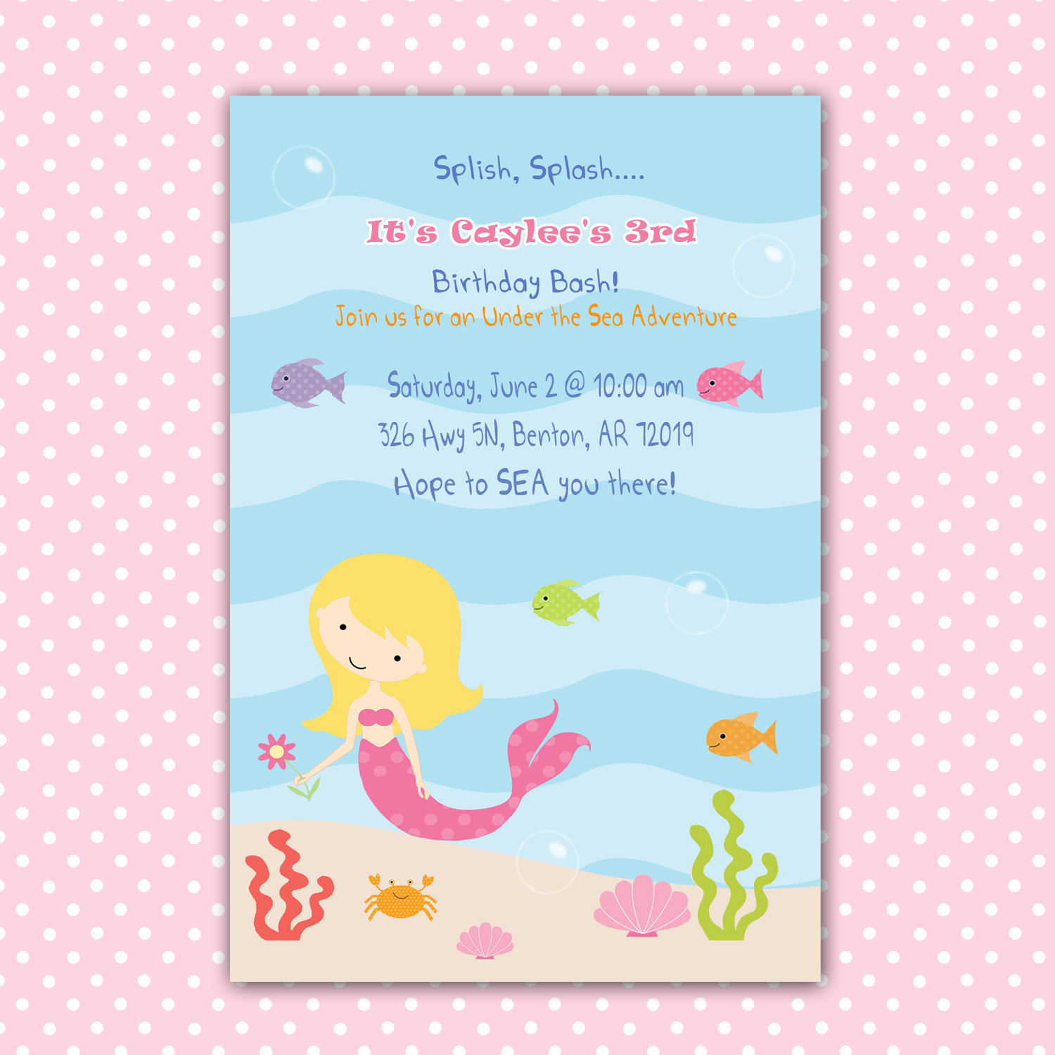 baby girl birthday invitation quotes ; Little-Mermaid-Birthday-Invitation-Wording-is-one-of-the-best-idea-for-you-to-make-your-own-birthday-Invitation-design-4