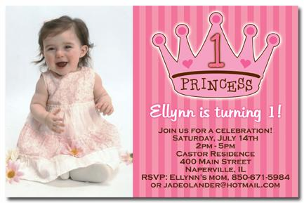 baby girl first birthday invitation quotes ; First-Birthday-Invitations