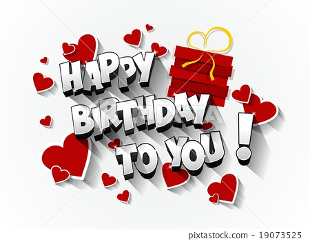 background images for birthday greeting cards ; 19073525