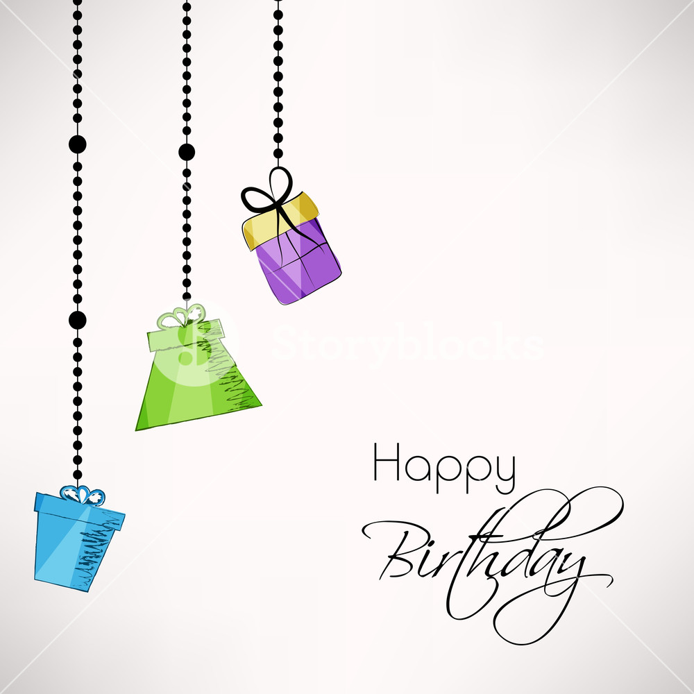 background images for birthday greeting cards ; happy-birthday-greeting-card-or-invitation-card-decorated-with-hangings-of-_GJt9jbTO_SB_PM