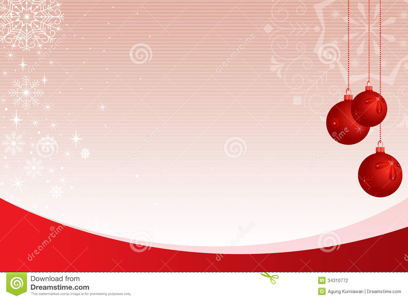 background images for birthday greetings ; red-bubbles-onamental-image-1