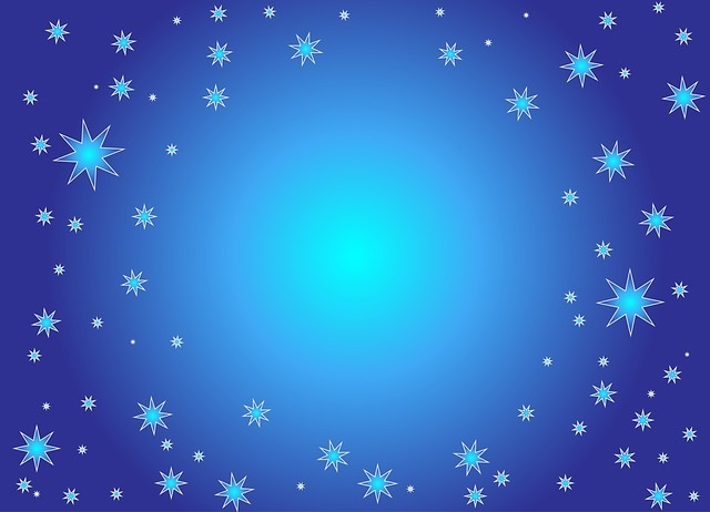 background images for birthday greetings ; stars-3-background