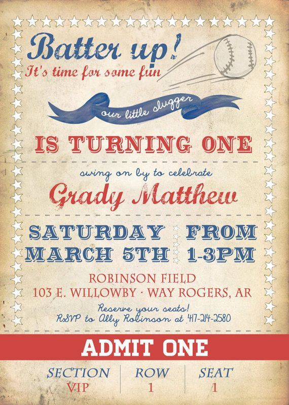 baseball themed birthday party invitation wording ; baseball-party-invitation-wording-best-25-baseball-birthday-invitations-ideas-on-pinterest-template