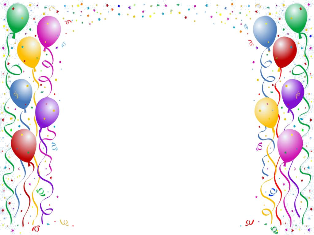 bday border ; balloon-border-backgrounds-for-powerpoint-png