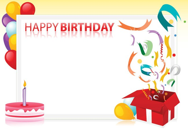 bday border ; happy-birthday-border-vector-and-images-for-you-download-free