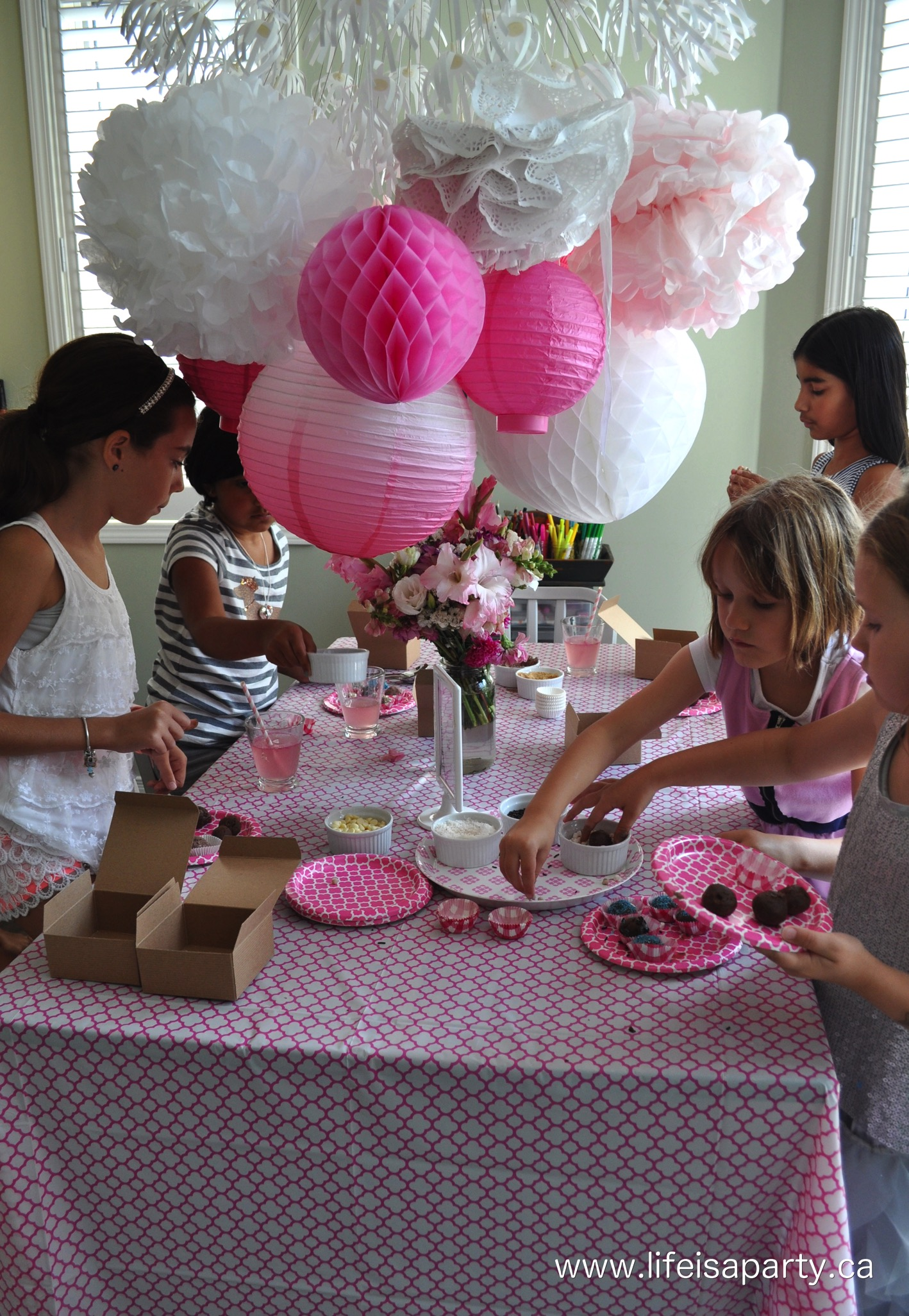 bday party activities ; paris-party-activity-ideas-3